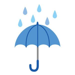 傘のイラスト